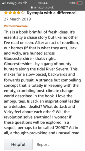 Review of 2089 on Amazon.co.uk