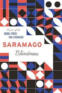 Cover image of the novel Blindness