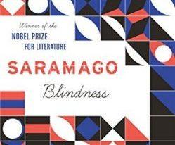 Cover image of the novel Blindness