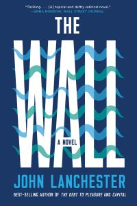 Cover of The Wall by John Lanchester