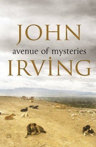 Part of cover image for paperback of John Irvings Avenue of Mysteries