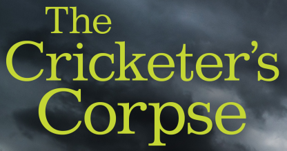 The Cricketer's Corpse by M M Hudson cover titles