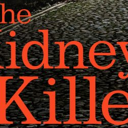 The Kidney Killer by M M Hudson cover titles