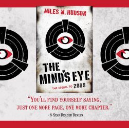 Miles Hudson's novels The Mind's Eye.