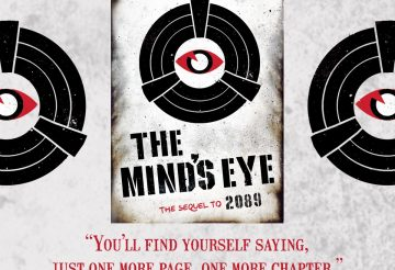 Miles Hudson's novels The Mind's Eye.